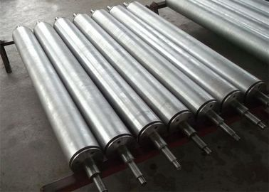 EPDM Material Rubber Coated Rollers Excellent Resistance Against Oil